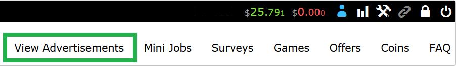 Oglądanie reklam za pieniądze na Neobuxie