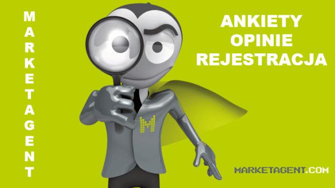 Marketagent - opinie - ankiety - rejestracja
